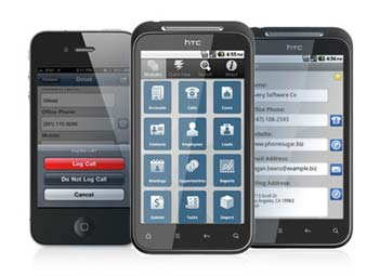 Mobile and Open Source CRM
